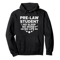 Pre Law Major College Student Hoodie