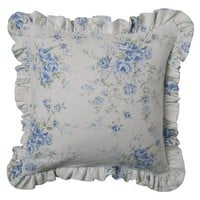Simply Shabby Chic® British Rose Pillow - Pair
