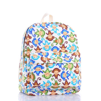 Animal Cartoons Backpack = 4888068292