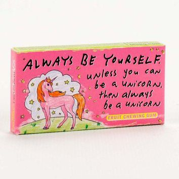 Be A Unicorn Gum