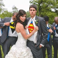 superheroes wedding | via Facebook - inspiring picture on Favim.com