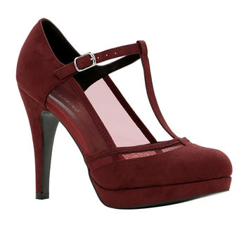 Call It Spring™ Cadorella T-Strap Platform Pumps - JCPenney