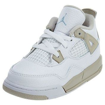 Nike Jordan Toddlers Jordan 4 Retro Gt Basketball Shoe jordans shoes for girl