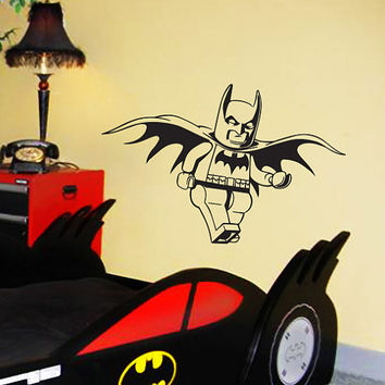 Best Lego Room Boys Products On Wanelo - Lego superhero wall decals