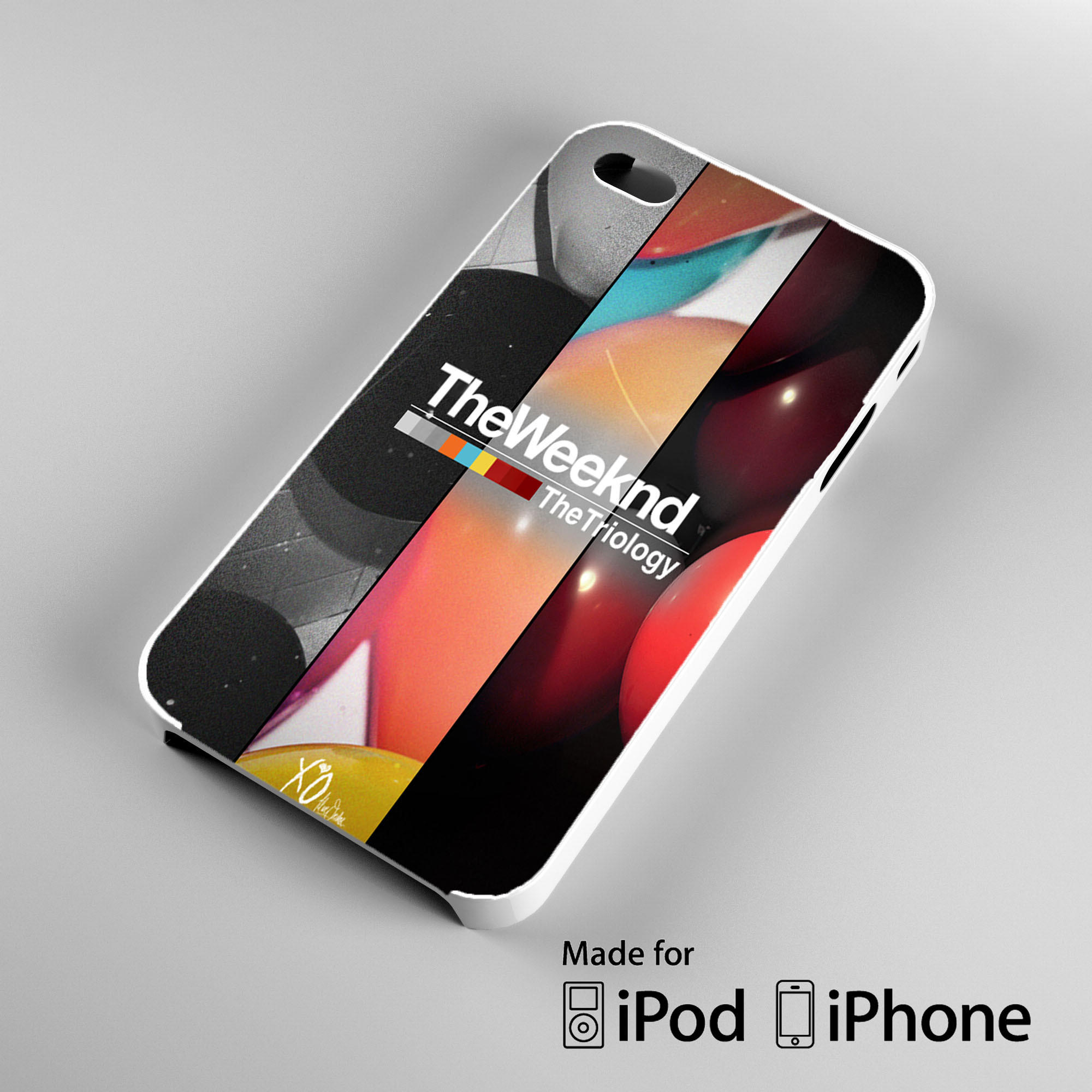 THE WEEKND THE TRILOGY COVER A1646 iPhone from velozcity.com 4c7878fbeb6e
