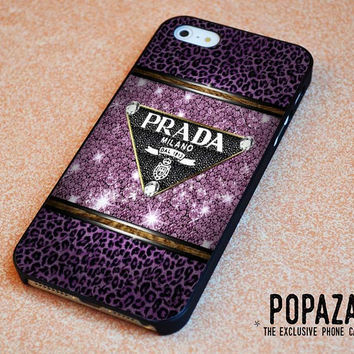 Prada milano logo lion iPhone 5 | 5S Case Cover