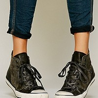 Converse  Staple Hi Top Chucks at Free People Clothing Boutique