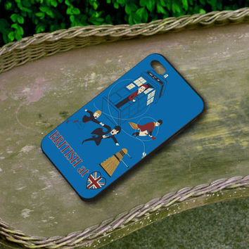 Disney Harry Potter - Iphone 4/4s Iphone 5 and Samsung Galaxy S3