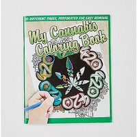 My Cannibis Coloring Book - Spencer's