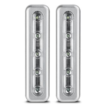 Amerelle 71187 Energy Efficient Mini Task Bar LED Light - 2 Pack