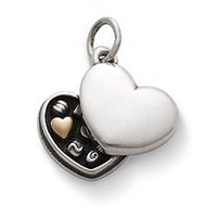 Box of Chocolates Charm: James Avery