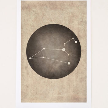 Leo Constellation, Leo Art