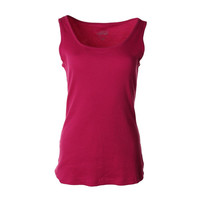 Style & Co. Womens Sleeveless Solid Tank Top