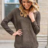 Mocha Latté Sweater
