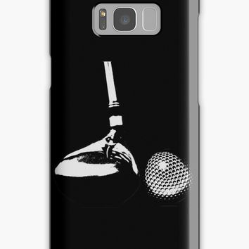 'Golf Club and Golf Ball ' Samsung Galaxy Case/Skin by Gravityx9