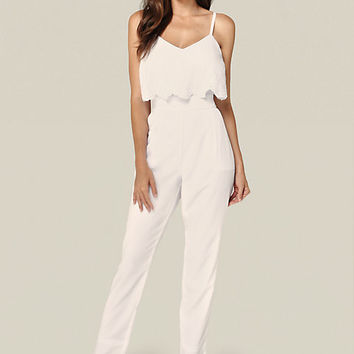ELLA BOW JUMPSUIT