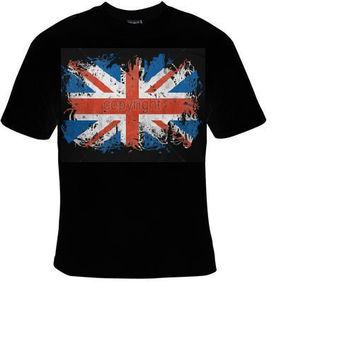 british flag england t shirt great gift t shirts cool tee