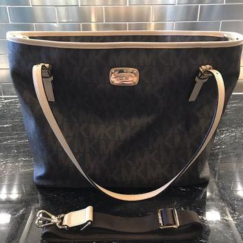 michael kors diaper bag