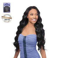 Outre Lace Front Wig, Long Wavy, L Parting  - Grammy