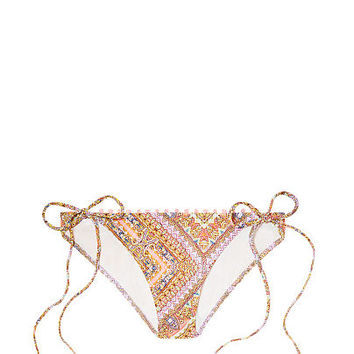 The Tassel Teeny Bikini Bottom - Victoria's Secret
