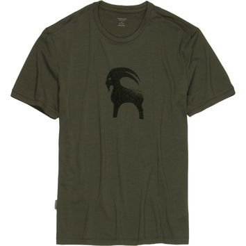 Icebreaker Tech Lite Goat Collab T-Shirt - Short-Sleeve - Men's
