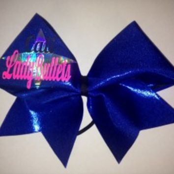 Cali Lady Bullets Bow - California All Stars
