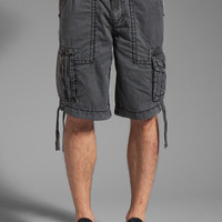 Rock Revival Cargo Short in Navy from REVOLVEclothing.com