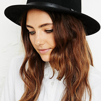 Panama Hat in Black - Urban Outfitters