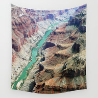 Grand Canyon Bird's eye view #4 by kathrinmay