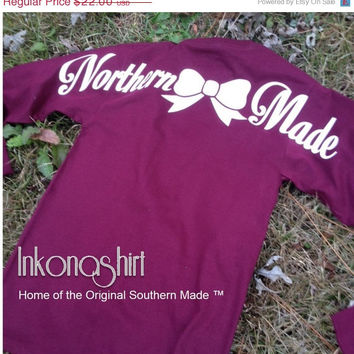 20%OFF WEEKEND SALE Youth Sizes    Northen Made Basic Long Sleeve T Shirts