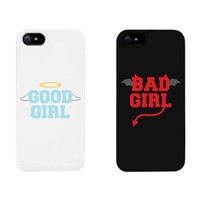 Cute BFF Phone Cases - Good Girl Bad Girl Best Friend Phone Accessories for iphone 4, iphone 5, iphone 5C, iphone 6, iphone 6 plus, Galaxy S3, Galaxy S4, Galaxy S5, HTC M8, LG G3