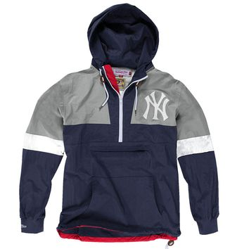 Half Zip WindbreakerNew York Yankees - Mitchell & Ness