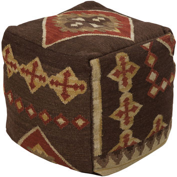 The Frontier Pouf