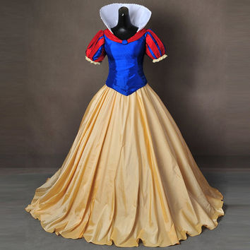 Snow White Costume for adult Halloween Costumes for women Snow q & Best Snow White Adult Costumes Products on Wanelo