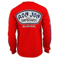 Ron Jon Custom Surfboards Long Sleeve Tee - Cocoa Beach