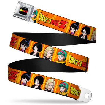 Dragon Ball Z Female Characters Belt