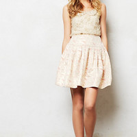 Sugarplum Brocade Skirt