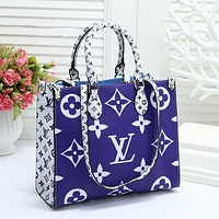 LV Louis Vuitton Handbag Louis Vuitton Women Leather Bag Tote Shoulder Bag