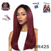 OUTRE 4X4 MULTI PART LACE FRONT SWISS X  Wig -  RISA