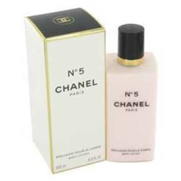 Chanel No. 5 Body Lotion By Chanel