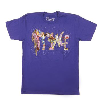Prince: 1999 Shirt - Purple