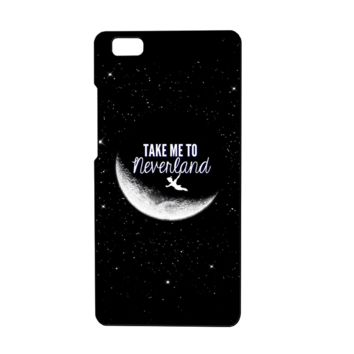 Peter Pan Take Me Neverland Mobile Phone Protective Case For Huawei Ascend P8 Lite [5.0 inch]