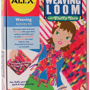 fashion weaving loom activity kit