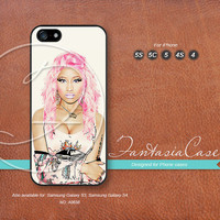 Nicki Minaj, Star, iDol, iPhone 5 case, iPhone 5C Case, iPhone 5S case, Phone cases, iPhone 4 Case, iPhone 4S Case, iPhone case, FC-0658
