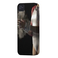 Gymnast 3 iPhone 4 case from Zazzle.com
