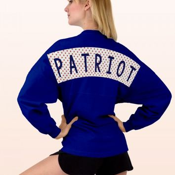 Patriot - Crystaline Shimmer Spirit Jersey®