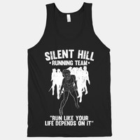 Silent Hill Running Team (White)