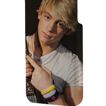 Best 3D Full Wrap Phone Case - Hard (PC) Cover with Ross Lynch R5 Band Design