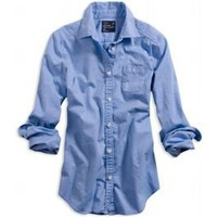 Clearance - AE Favorite Shirt - American Eagle Outfitters
