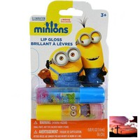 Minions Lip Gloss Set